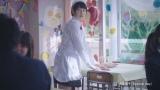 キュートなメイド服姿を披露した桜井日奈子=コロプラ『白猫プロジェクト』CMカット
