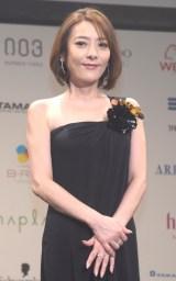 『BEAUTY WEEK AWARD 2016』「リッチカラーショート部門賞」を受賞した西川史子 (C)ORICON NewS inc.