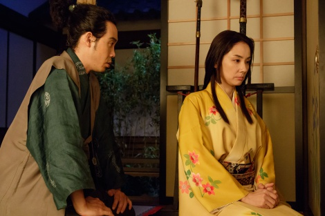 NHK大河ドラマ『真田丸』第25回より。大名になった信幸だが…(C)NHK
