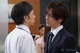 フジテレビ系ドラマ『営業部長 吉良奈津子』第7話より。クールな一条達哉役(DAIGO)に何が起きた?