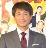 ドラマ『進め!青函連絡船』の記者会見に出席した吉田栄作 (C)ORICON NewS inc.