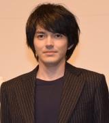 映画『にがくてあまい』完成披露舞台あいさつに出席した林遣都 (C)ORICON NewS inc.