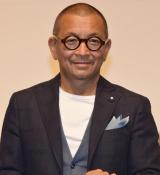 映画『にがくてあまい』完成披露舞台あいさつに出席した中野英雄 (C)ORICON NewS inc.