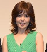 映画『にがくてあまい』完成披露舞台あいさつに出席した石野真子 (C)ORICON NewS inc.