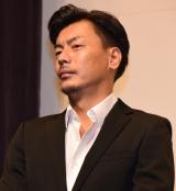 映画『にがくてあまい』完成披露舞台あいさつに出席したSU (C)ORICON NewS inc.