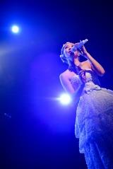 倖田來未の初凱旋ライブの様子(写真:Ryo kawakami)