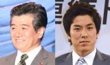 (左から)大谷亮介、高畑裕太容疑者 (C)ORICON NewS inc.
