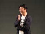 公演延期のお詫びであいさつした極楽とんぼ・加藤浩次