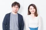 新海誠監督と現役女子大生の18歳若手起業家・椎木里佳が女性層の最近の動向について語り合った(写真:鈴木一なり)