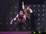 和の要素を盛り込んだ新曲では扇子を使ったダンスも…RADIO FISH(撮影:片山よしお) (C)oricon ME inc.