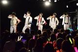 東京で初イベントを開催した東海地区を中心に活動するアイドルグループ・MAG!C☆PRINCE (C)ORICON NewS inc.