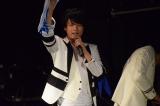 東京で初めてライブを開催した東海地区を中心に活動するアイドルグループ・MAG!C☆PRINCEの永田薫 (C)ORICON NewS inc.