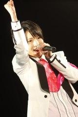 東京で初イベントを開催した東海地区を中心に活動するアイドルグループMAG!C☆PRINCEの西岡健吾