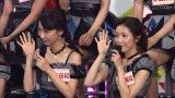 男性陣からの質問にガチで答えていくAKB48メンバー(C)テレビ朝日
