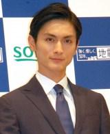 2016年度地震保険の広報キャラクターに就任した高良健吾 (C)ORICON NewS inc.