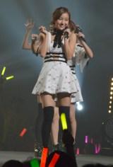 萩原舞=『℃-ute12年目突入記念〜℃-Fes!Part1 9月5日も℃-uteの日at武道館』の模様 (C)ORICON NewS inc.