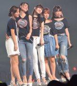 『℃-ute12年目突入記念〜℃-Fes!Part1 9月5日も℃-uteの日at武道館』の模様 (C)ORICON NewS inc.