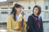 映画『オケ老人!』で初共演した(左から)杏、黒島結菜