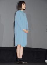 映画『四月は君の嘘』公開直前イベントに出席した広瀬すず (C)ORICON NewS inc.