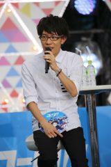 テレビ朝日ほかで10月スタート、本格男子フィギュアスケートアニメ『ユーリ!!! on ICE』スペシャルステージイベントに登壇した豊永利行
