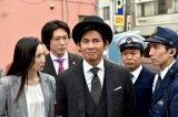 織田裕二主演・TBS系連続ドラマ『IQ246〜華麗なる事件簿〜』(毎週日曜 後9:00)(C)TBS