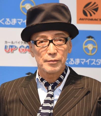 『第4回 くるまマイスター検定』記者発表会に出席したテリー伊藤 (C)ORICON NewS inc.