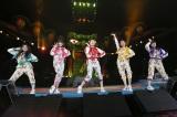 日産スタジアム公演で初披露した新曲「ザ・ゴールデン・ヒストリー」