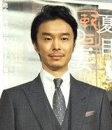 夏目漱石役の長谷川博己 (C)ORICON NewS inc.