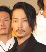 映画『闇金ウシジマくん Part3』完成披露上映会に出席した綾野剛 (C)ORICON NewS inc.