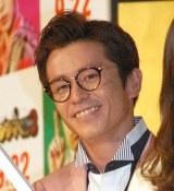 映画『闇金ウシジマくん Part3』完成披露上映会に出席した藤森慎吾 (C)ORICON NewS inc.