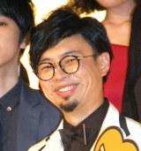 映画『闇金ウシジマくん Part3』完成披露上映会に出席した浜野謙太 (C)ORICON NewS inc.