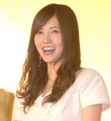 映画『闇金ウシジマくん Part3』完成披露上映会に出席した白石麻衣 (C)ORICON NewS inc.