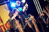 ニューアルバム『FANFARE』発売記念インストアライブを開催したJUN SKY WALKER(S)