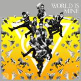 RADIO FISH『WORLD IS MINE』(10月12日発売)typeA