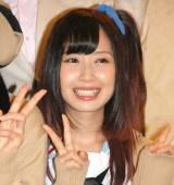 舞台への意気込みを語ったSKE48・高柳明音 (C)ORICON NewS inc.