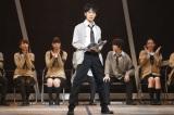 舞台『ReLIFE/リライフ』の公開舞台稽古を行った小野賢章