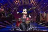 『30周年記念特別番組 MUSIC STATION ウルトラFES 2016』に出演するミッキーマウス