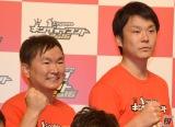 『キングオブコント2016』決勝に進出したかまいたち(左から)山内健司、濱家隆一 (C)ORICON NewS inc.