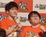 『キングオブコント2016』決勝に進出したタイムマシーン3号(左から)山本浩司、関太 (C)ORICON NewS inc.