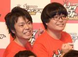 『キングオブコント2016』決勝に進出したライス(左から)田所仁、関町知弘 (C)ORICON NewS inc.