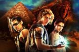 玉森はエジプトの神と戦う盗賊の青年・ベックを演じる