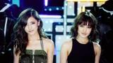 E-girlsの藤井萩花(左)、藤井夏恋の姉妹ユニット「ShuuKaRen」がデビュー曲MV公開