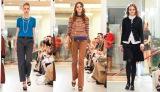 ユニクロとイネスのコレクション初のファッションショー