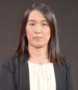 映画『少女』完成報告会見に出席した原作者・湊かなえ氏 (C)ORICON NewS inc.