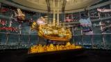 六本木ヒルズ52階の眺望を活かしたダイナミックな展示も話題に(C)Studio Ghibli