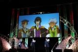 9月11日、東京国際フォーラムで開催されたイベント『KING OF PRISM Over The Rainbow SPECIAL THANKS PARTY!』の模様(C)T-ARTS/syn Sophia/キングオブプリズム製作委員会