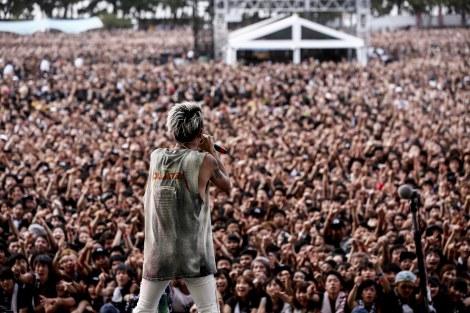 ONE OK ROCKが静岡・渚園2daysで11万人動員 Photo by 上飯坂一