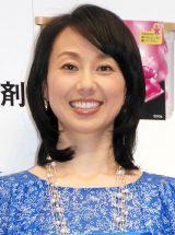 乳がん検診に訪れたことを報告した東尾理子 (C)ORICON NewS inc.