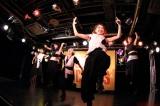 怒髪天楽曲提供のニューシングル「伊予魂乙女節」などを披露したひめキュンフルーツ缶 Photo by オオタシンイチロウ