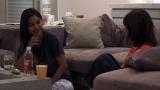 リアリティー・ショー『TERRACE HOUSE BOYS&GIRLS IN THE CITY』第44話より。速人と理子に翻ろうされた政子はショックを受ける